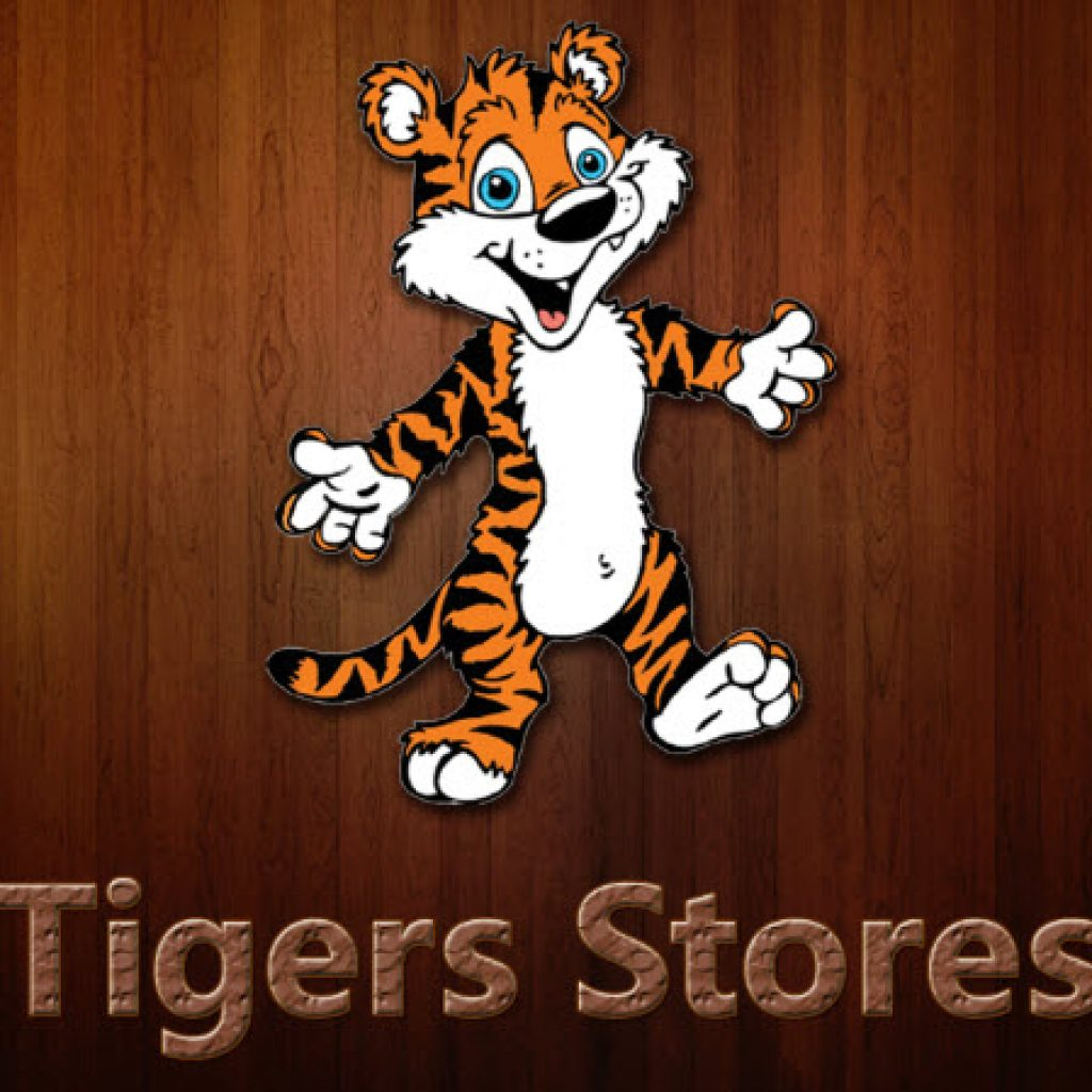 tigers stores logo